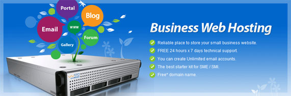 business-web-hosting