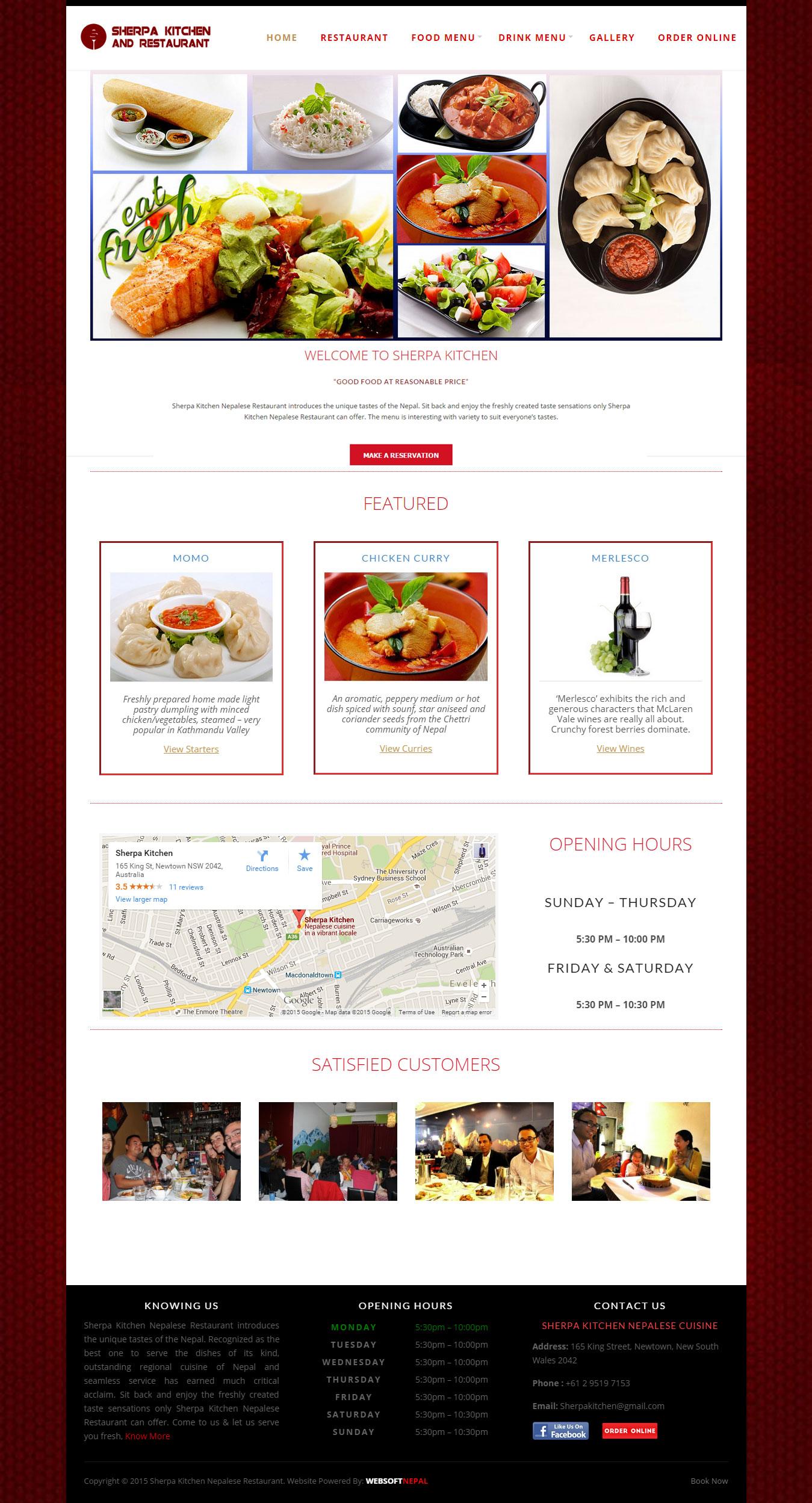 Sherpa Kitchen Burlington Vt - Expreses.com